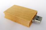 Pen drive USB 062 gadget in legno