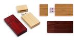Pen drive USB gadget in legno